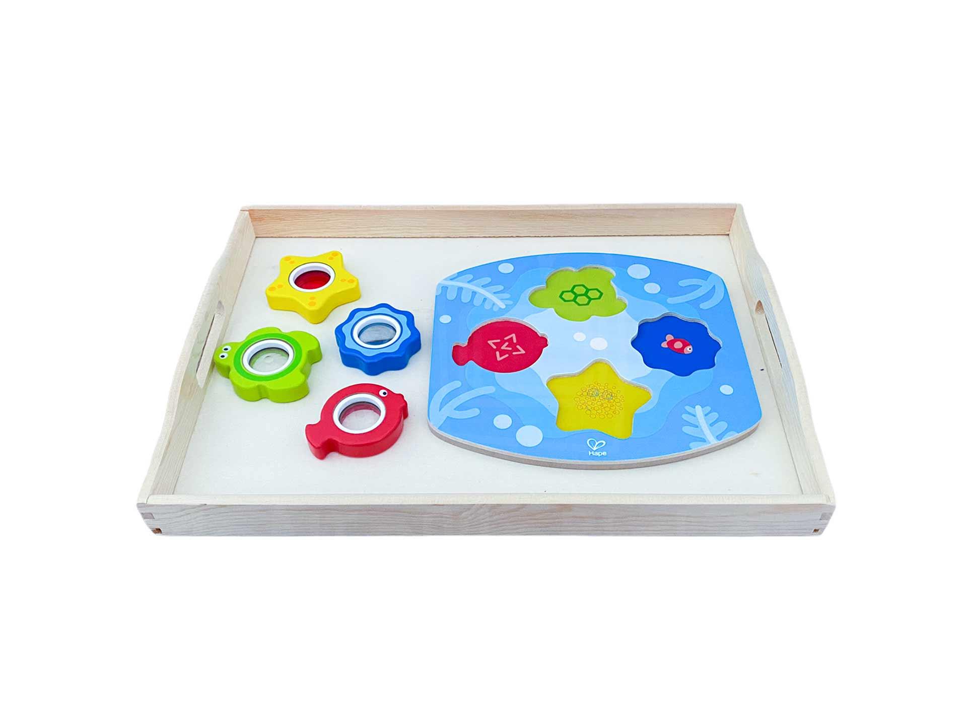 Unterwasser Puzzle